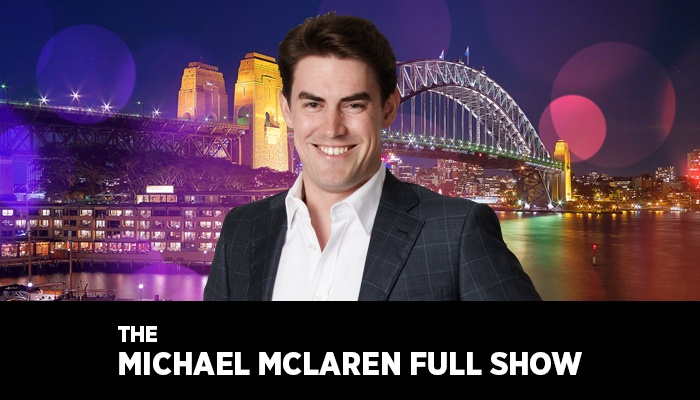 Article image for Overnights with Michael McLaren 6th December