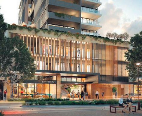 Article image for Bonython Tower