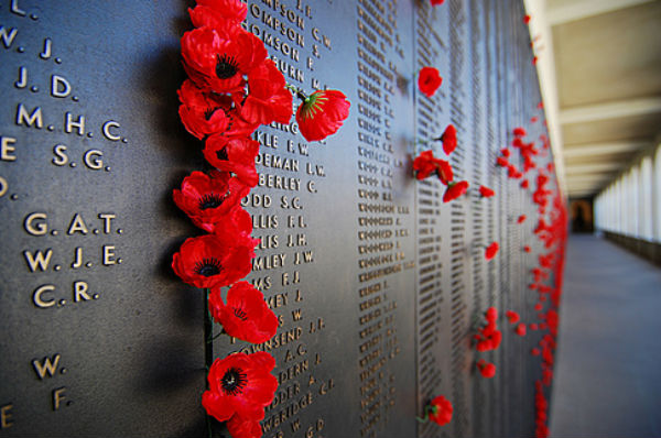 Article image for Poem from an ANZAC about mates