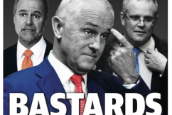 Controversial Front Page Slams GST Changes