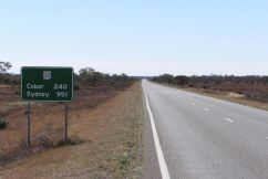 12 Year Old Drives Across NSW Alone