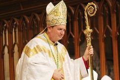 Catholic Archbishop fighting for changes to abortion laws