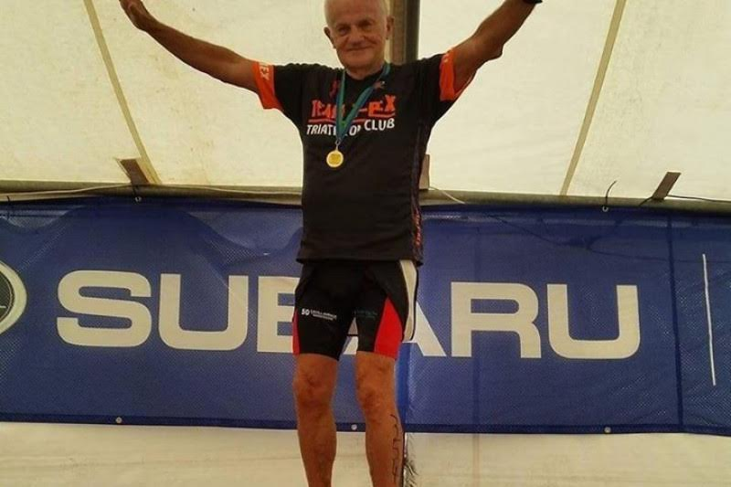 Article image for 76 Year Old Triathlete