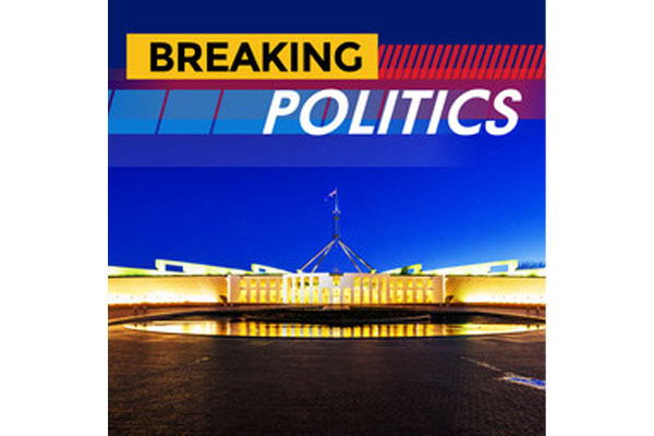 Article image for Podcast: Breaking Politics