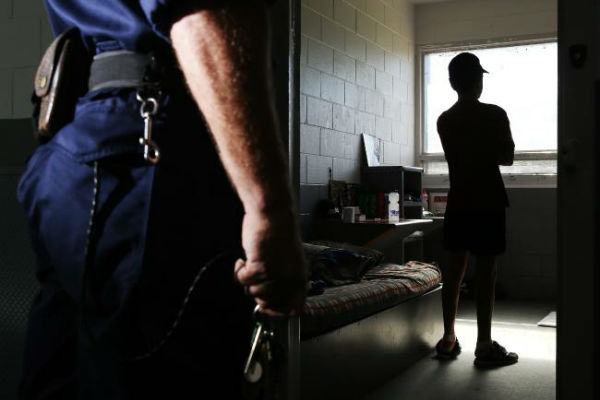 Article image for Kids in juvenile detention on 'a one-way ticket to the adult system' amid 'daily' assaults