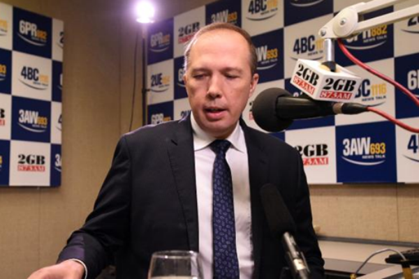 "Article image for Peter Dutton: Comm Games deserters ""need to hear this message very clearly"""