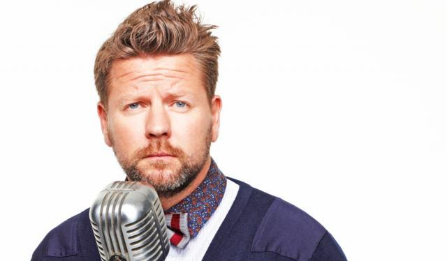 Article image for Iconic Comedian Joins Ben In Studio
