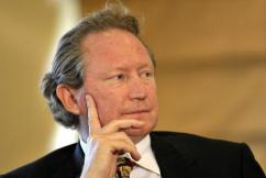 Native Title blow for Andrew 'Twiggy'  Forrest