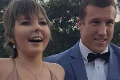 Trent Hodkinson Takes Hannah To Her Formal