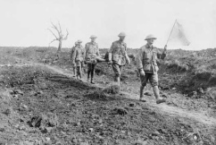 The Battle of Pozieres