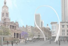 'Lord Mayor does have a bit of egg on her face': $22-million Cloud Arch faces the chop