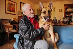 Retiree fights to keep his dog