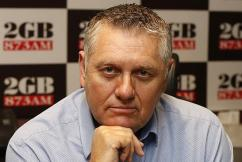 Ray Hadley reveals he was hospitalised with influenza