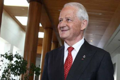 Philip Ruddock Campaigns for Hornsby Mayor