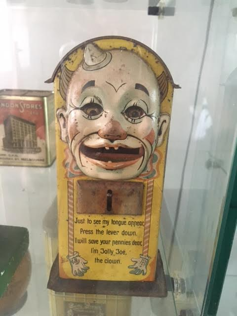 Article image for Frightening money tin worth a fortune