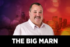 The Big Marn – Monday October 30th