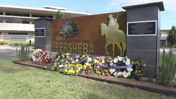 Light horse memorial Menangle Park 4