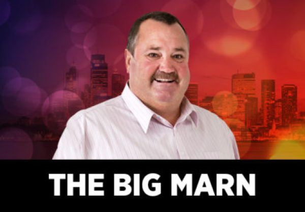Article image for The Big Marn's hidden talent