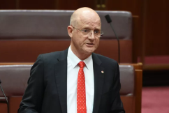 David Leyonhjelm weighs in on Xenophon resignation