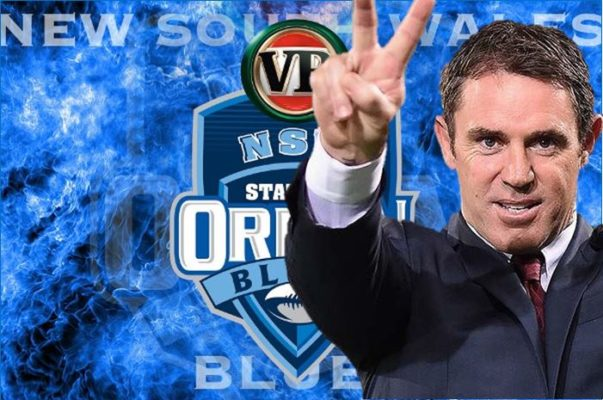 Article image for Brad Fittler speaks after being named NSW Blues coach