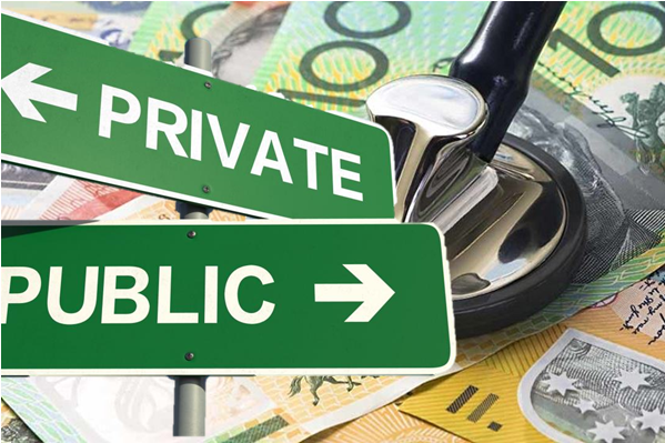 Article image for Australians are being urged to ditch private health insurance