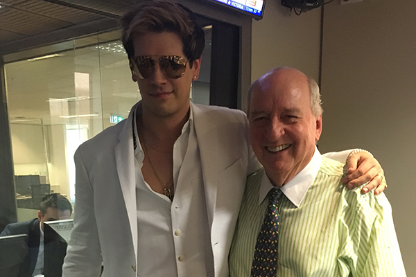 Article image for THE INTERVIEW: Milo Yiannopoulos and Alan Jones