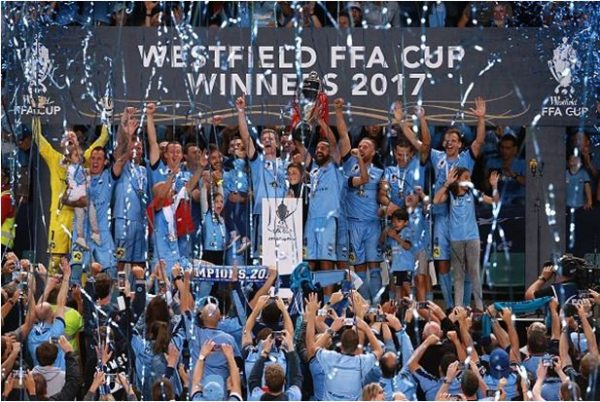 Article image for Sydney FC coach Graham Arnold talks after winning the FFA Cup