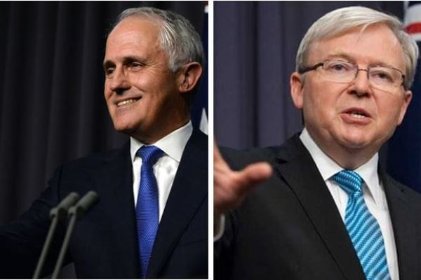 """Article image for Peta Credlin – """"Malcolm Turnbull is the Liberals' Kevin Rudd"""""""