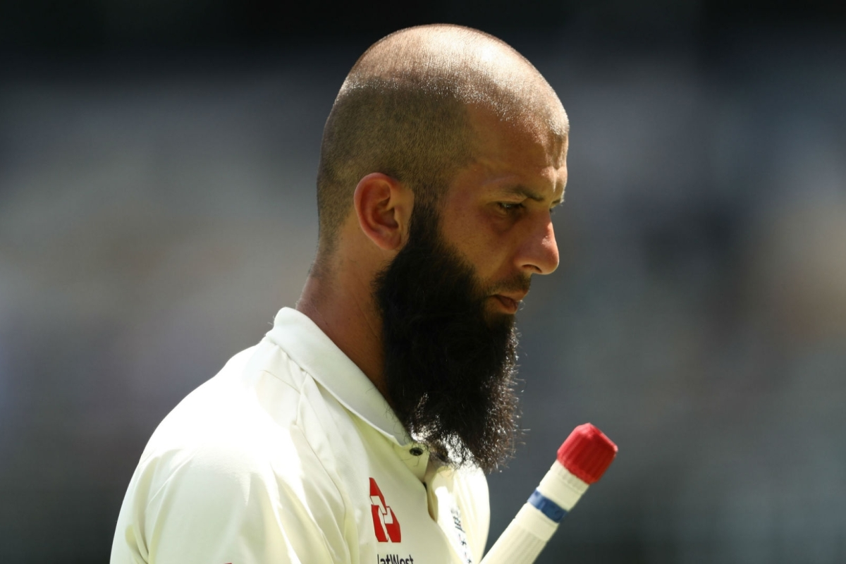 Article image for Moeen Ali's brutal self-assessment