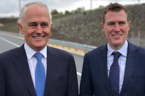 Article image for New Attorney-General will strengthen 'tight focus' on the welfare system