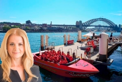 Government 'killing' small businesses on Sydney Harbour