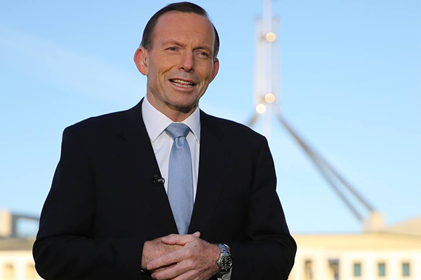 Article image for Tony Abbott reignites rivalry with Malcolm Turnbull