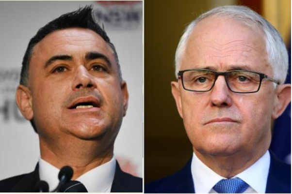 Article image for NSW Deputy Premier calls for Prime Minister to quit