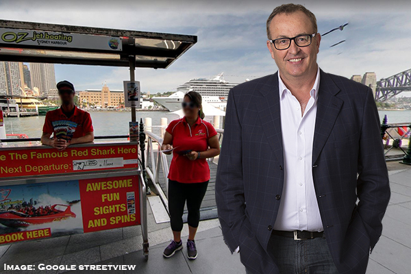 Article image for Chris Smith forces bureaucrats to backflip on Circular Quay decision