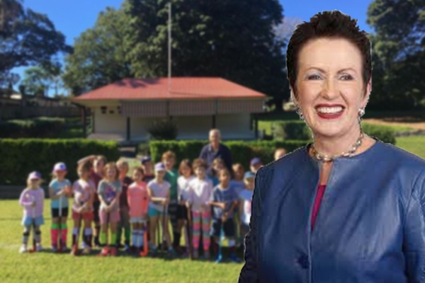 Article image for Clover Moore should put her 'money where her mouth is'