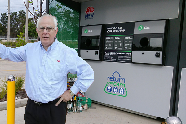 Article image for IGA owner slams Container Deposit Scheme