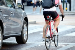 Cyclists should be referred to as 'people who ride bikes', researchers say