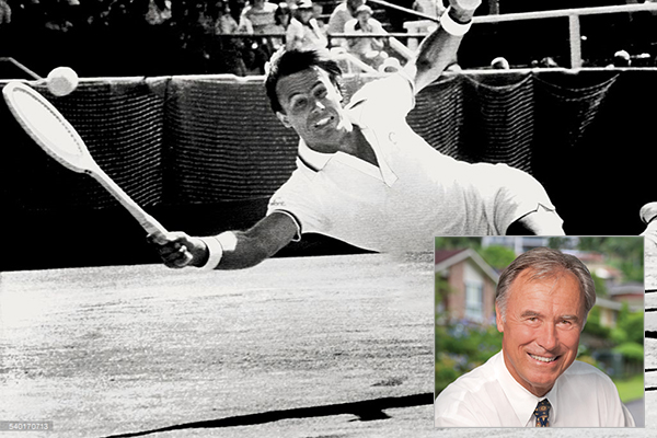 Article image for Legendary tennis star on one of the greatest wins in Australian history