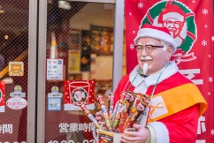 Horned devils and Christmas at KFC: Strange festive traditions from around the world