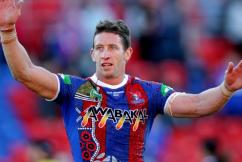 Newcastle Legend Welcomes Mitchell Pearce