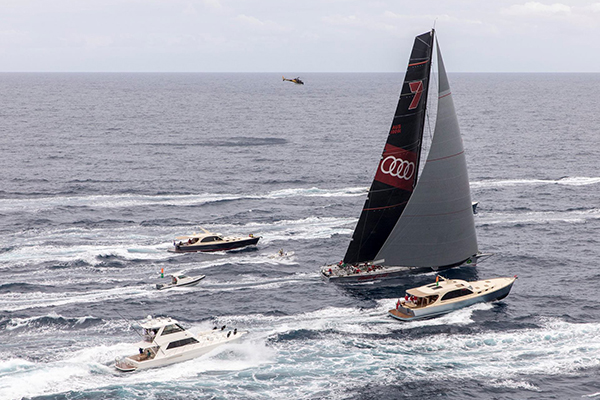 Article image for Sydney to Hobart: A race record set to tumble