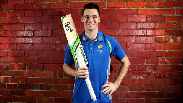Article image for Chappelli says England have worked out Peter Handscomb