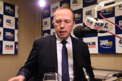 Peter Dutton: 'It'll be a very dark day' if Shorten is elected