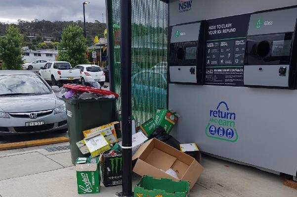 Article image for NSW container deposit scheme plagued with problems
