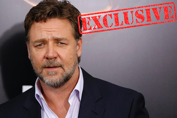 Article image for EXCLUSIVE: Russell Crowe Statement