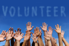 The simple act you can do to thank our volunteers this week