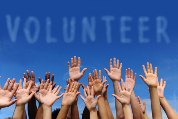 Article image for The simple act you can do to thank our volunteers this week