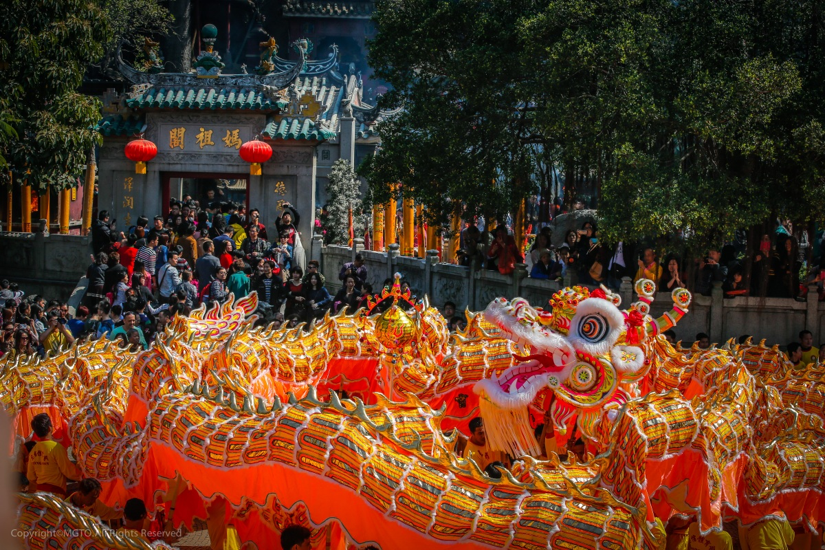Article image for Discover the unforgettable magic of Macao's Chinese New Year
