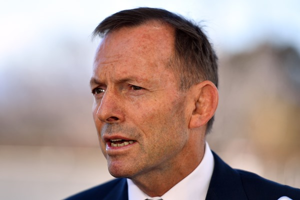 Article image for Former PM Tony Abbott responds to cabinet file accusations