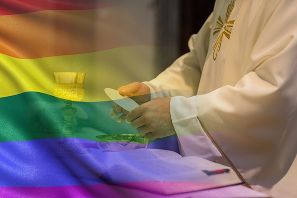 Article image for Gay marriage vs religious freedoms